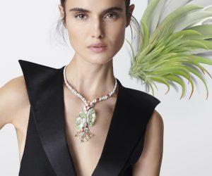 သဘာဝအတိုင်း လှပနေတဲ့ Cartier SurNaturel High Jewellery