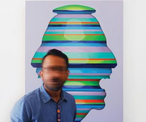 Dynamic Portraits များမှတစ်ဆင့်  စိတ်ခံစားမှုကို သရုပ်ဖော်သည့် Kos Cos