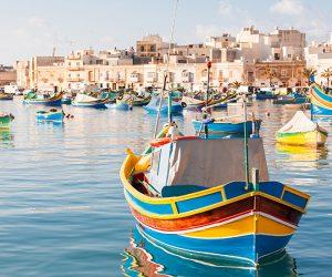 မြေထဲပင်လယ်အလယ်ပိုင်း ကျွန်းစုနိုင်ငံ Malta ရှိ ဇိမ်ခံဟိုတယ် ၄ ခု