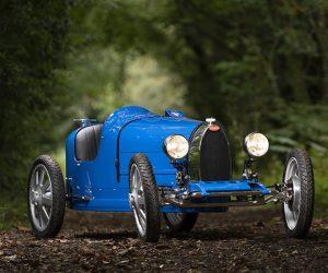Bugatti သည် ထူးခြားသောစွမ်းဆောင်ရည်မြင့် Baby II နှင့်အတူ ၁၁၀ နှစ်မြောက်နှစ်ပတ်လည်အမှတ်အသားပြုသည်။